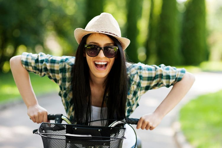 Top Mental and Emotional benefits of cycling and riding a bike